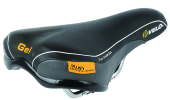 Седло Velo Plush Junior Gel 5-250239 / 60363